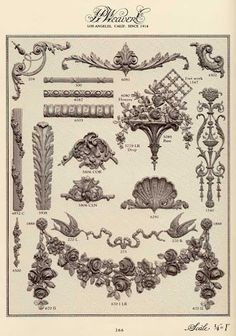 wall patterns - Joyce hamillrawcliffe - Picasa Web Albums