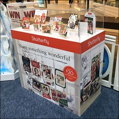 End your concourse Ice Palace tour and photo session at the ShorthillsMall with a ShutterflyMuseum Case of merchandise and offer of $20 discount. What the hell! You just enjoyed snippets of Peanu...