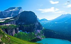 Montana National Parks | Glacier National Park, Montana wallpaper - Nature wallpapers - #30927