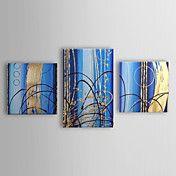 Pintado a mano la pintura al óleo abstracta m... – EUR € 82.49