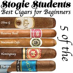 These are the best stogie students cigars for beginners. These cigars come in the Boveda humidity packs so they taste good always. Place an order today! Mild Cigars, Cuban Cigars, Cigars And Whiskey, Whisky, Top Cigars, Scotch Whiskey, I Quit Smoking, Giving Up Smoking, Cigar Smoking