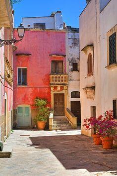 Specchia. Puglia. Italy.