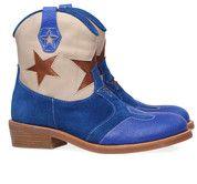 Blauwe Zecchino D'oro kinderschoenen 4805 boots