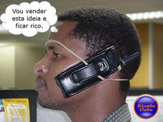 Risada Clube: Alta tecnologia