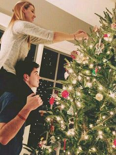 This will be us putting up that 12 foot Christmas tree @Dutch ;-)