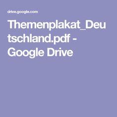 Themenplakat_Deutschland.pdf - Google Drive