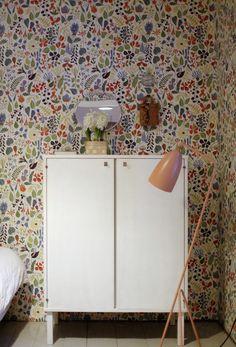 herbarium wallpaper by boråstapeter
