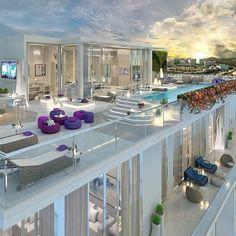 Penthouse Living cc @LuxClubboutique