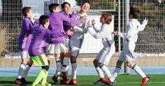 12:00 Futbol División Honor Infantil Grupo 1 Real Madrid - At. Madrid
