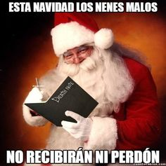 Papá Noel sí que sabe impartir justicia        Gracias a http://www.cuantocabron.com/   Si quieres leer la noticia completa visita: http://www.estoy-aburrido.com/papa-noel-si-que-sabe-impartir-justicia/