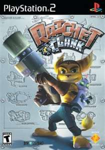 Ratchet and Clank. loved playing this when i had my PS2