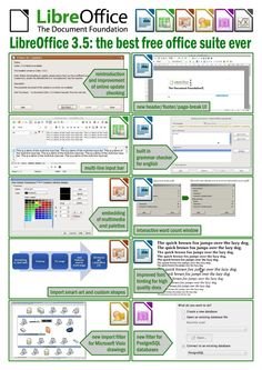 New LibreOffice is out (v3.5). If you use OpenOffice or are suffering through using MS Office constantly bugging you for a license key - try this!