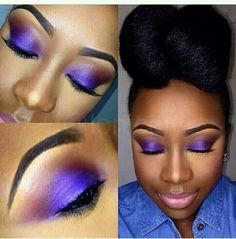 Love. She killed that purple!