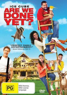 Are We Done yet Movie | Buy Are We Done Yet? (Comedy Video) by Ice Cube, Jonathan Katz, Magic ...