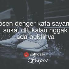 Image Result For Path Daily Bikin Baper