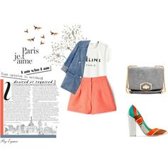 """""""parisienne"""" by eymee on Polyvore"""