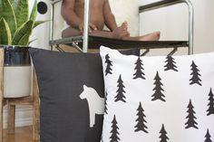 Scandinavian Inspired Pillows DIY