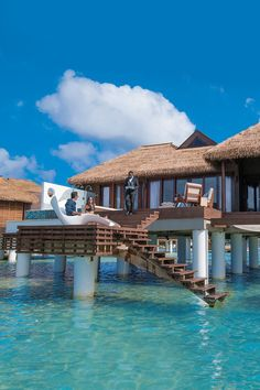 Once-in-a-lifetime luxury honeymoons. All-inclusive, all the time, with a private butler.