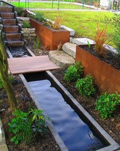 Tranquil Backyard Waterfalls-49-1 Kindesign