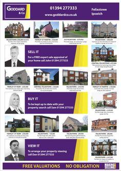 Felixstowe Property For Sale