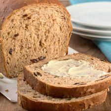 Cinnamon Raisin Bread - A tried-and-true favorite.