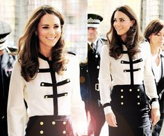 if only I had Kate Middleton's closet...