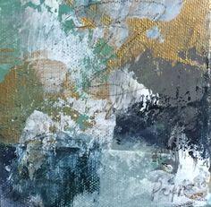 Payne Baker- Petite Abstract II from Huff Harrington