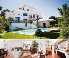 Lovely Detached Villa for sale in Mijas, Costa del Sol. It has 4 Bedrooms and 3 Bathrooms and a built size of 261 m², Terrace size of 80 m², Garden/Plot 1514 m²… Luxury Property For Sale, Terrace, Bathrooms, Villa, Mansions, Bedroom, House Styles, Garden, Home Decor