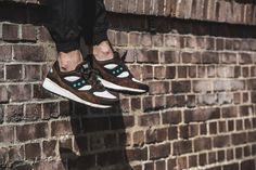 Saucony - x West Nyc Shadow 6000 Fresh Water Pack - S70227-1