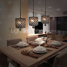 Dining table light