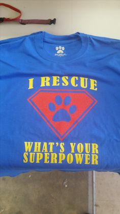 This is the men's version of the Rescue Rangers logo.  #adoptdontshop