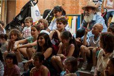 Merienda Infantil Pan y Peces #Niños #Solidaridad #Colegio