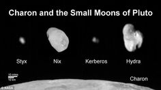 The reflectivity of Kerberos' surface is similar to that of Pluto's other small moons - ap...