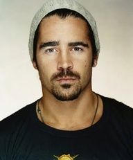 Colin Ferrel, my favorite irishman