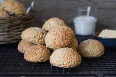 10 herlige langpannekaker Muffin, Food And Drink, Baking, Breakfast, Morning Coffee, Bakken, Bread, Backen, Muffins