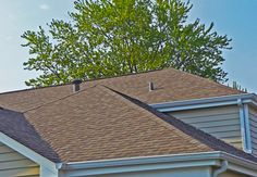 """A regularly scheduled roof inspection and roof maintenance will make your home extend its useful life. Some roof problems:  1. Leaves, pine needles and other debris 2. Long branches touching roof surface 3. Mold, algae, fungus can """"eat away"""" at the roofing material. 4. Moss growth 5. Accumulation of fallen leaves, spring pollen, broken tree branches, etc.  Read full article:  http://www.prohome1.com/en/blog/diy-7-tips-to-inspect-and-clean-your-roof.html #roofer #stcharles"""