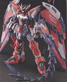 GUNDAM GUY: MG 1/100 OZ-13MS Gundam Epyon - Painted Build