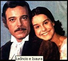 / Leoncio and Isaura on Escrava Isaura(brazilian sopa opera) Tv Retro, Vintage Tv, My Childhood Memories, Movie Photo, Old Movies, The Good Old Days, Best Actor, Tv Series, Tv Shows