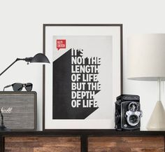 A Clever Visual Representation Of Famous Quotes