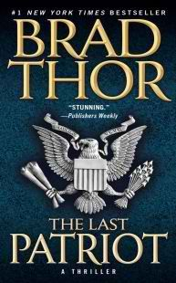 The Last Patriot A Thriller  Brad Thor, master of suspense and New York Times bestselling author of The First Commandment, returns with his highest-voltage thriller to date. In a pulse-pounding, adrenaline-charged tour de force, Navy SEAL turned covert Homeland Security operative Scot Harvath must race to locate an ancient secret that has the power to stop militant Islam dead in its tracks.    June 632 A.D.Deep within the Uranah Valley of Mount Arafat ...more on boikeno.com
