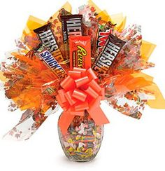 Halloween Candy Vase -  Perfect to share with the office, or not!!! - $55.00