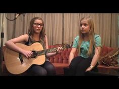 Lennon (12) and Maisy (8) sing their cover of Jason Mraz's I Won't Give Up. These girls are truly amazing.