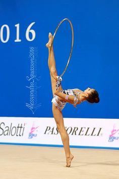 Karinka Denisova (USA), World Cup (Pesaro) 2016