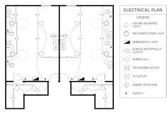 ceiling plan restaurant