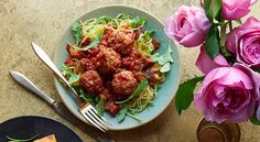 """Spaghetti"" and Meatballs - GoodHousekeeping.com"
