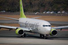 Solaseed Air - Boeing 737-800