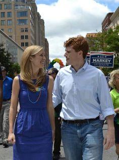 Joe and Lauren Kennedy