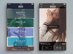 Messenger app by PLUS8 digital agency