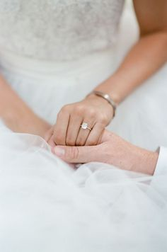 Gorgeous emerald cut engagement ring | Photography: Tamara Gruner - http://tamaragruner.com/
