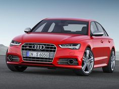 #Audi facelifts A6 and S6 range.